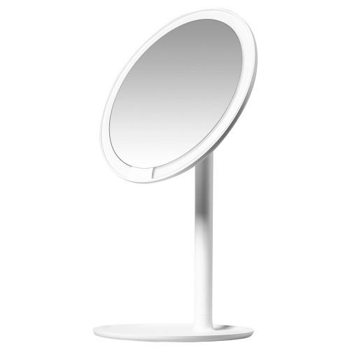 Зеркало для макияжа Amiro Led Lighting Mirror Mini Siries White (AML004W)