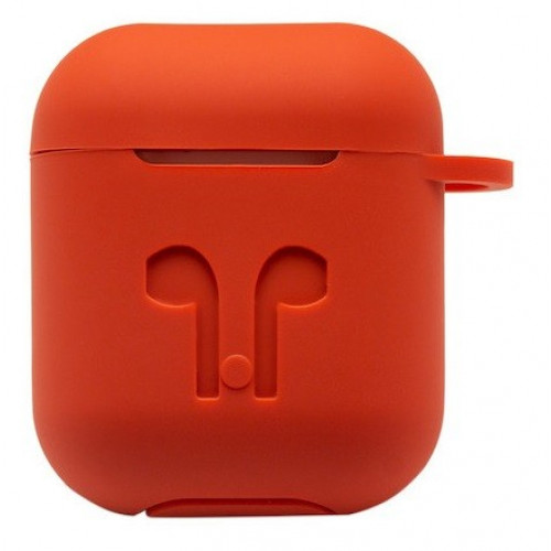 Чехол Silicone Case Apple AirPods Red