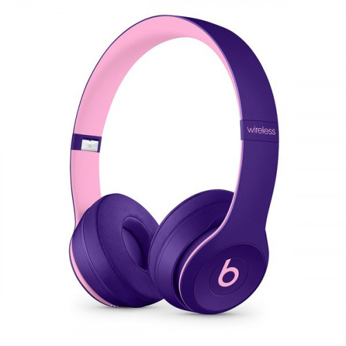Наушники Beats by Dr. Dre Solo3 Pop Violet (MRRJ2)