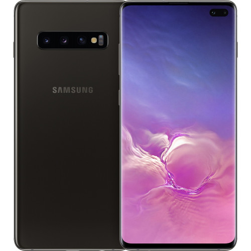 Samsung Galaxy S10 Plus 2019 8/512Gb Ceramic Black G9750 (Snapdragon)