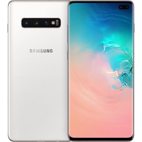 Samsung Galaxy S10 Plus 2019 8/512Gb Ceramic White G9750 (Snapdragon)