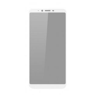 Защитное стекло 3D Meizu M8/V8 Pro (White)