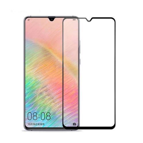 Защитное стекло 5D Huawei Y7 2019 (Black)