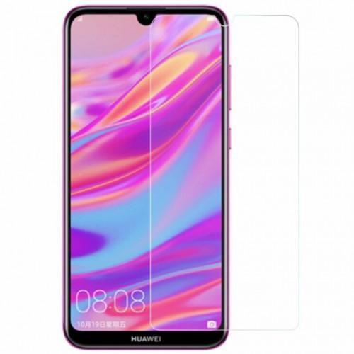 Защитное стекло 2.5D Huawei Y7 2019