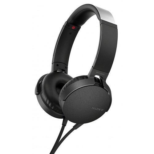 Наушники Sony MDR-XB550AP EXTRA BASS Black