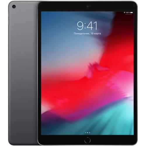 Apple iPad Air 2019 Wi-Fi + SIM 64GB Space Gray (MV152, MV0D2)