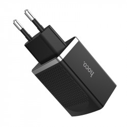 СЗУ Hoco C43A Vast 2.4A 2USB Black