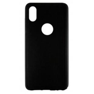 Силиконовый чехол Graphite iPhone X (черный)