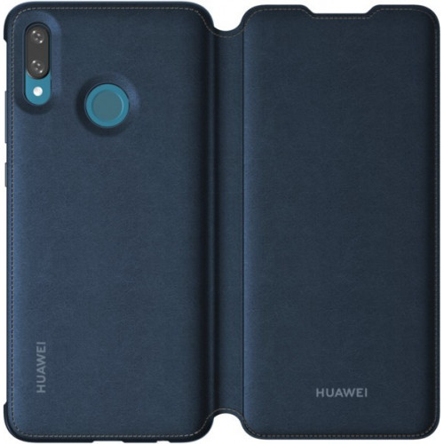 Чехол-книжка Huawei P Smart 2019 Flip Cover Blue (51992895)