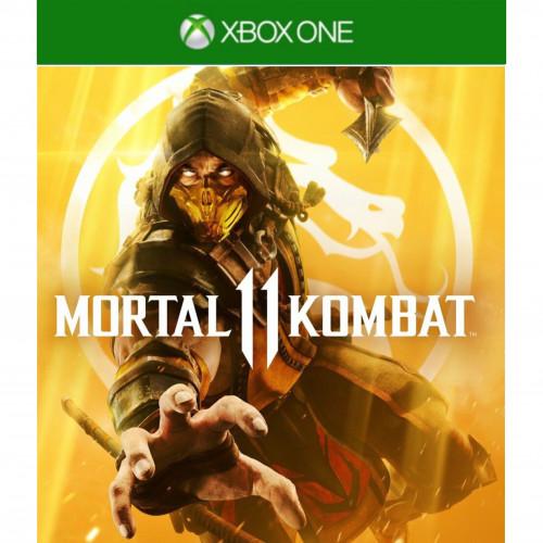Диск для Xbox One Mortal Kombat 11