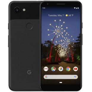 Google Pixel 3a XL 4/64Gb (Just Black)