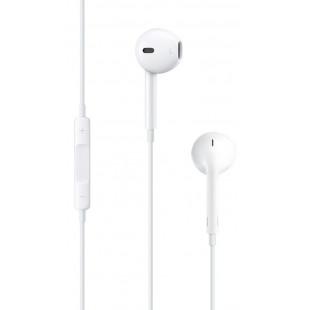 Наушники с микрофоном Apple EarPods with Mic (MNHF2Z)