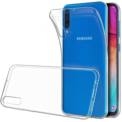 Силикон Samsung A50/A30s 2019 Clear