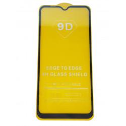 Защитное стекло 5D Samsung Galaxy A10/A10S (Black)