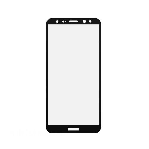 Защитное стекло 3D Huawei Mate 10 lite / Honor 7x (Black)