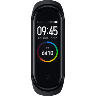 Фитнес-браслет Xiaomi Mi Smart Band 4 Black CN (XMSH07HM / MGW4046CN)