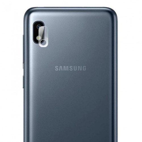 Защитное стекло для камеры Samsung Galaxy A10