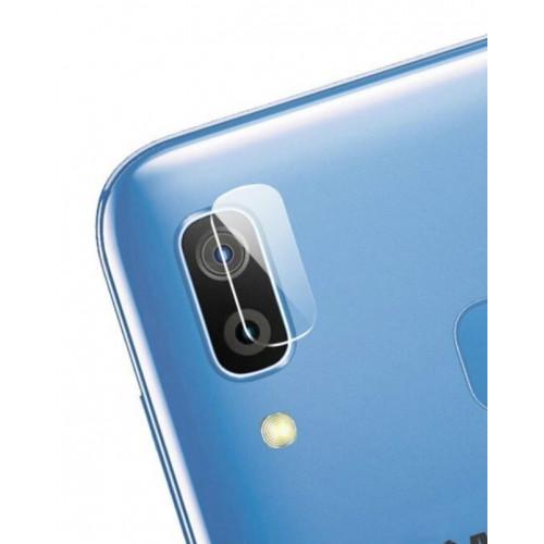 Защитное стекло для камеры Samsung Galaxy A20