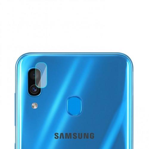 Защитное стекло для камеры Samsung Galaxy A30
