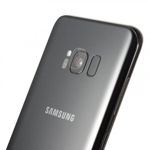 Защитное стекло для камеры Samsung Galaxy S8 Plus