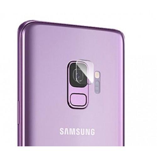 Защитное стекло для камеры Samsung Galaxy S9
