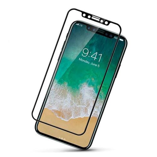 Защитное стекло 5D IPhone X/XS/11 Pro (Black) Matte