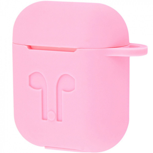 Чехол Silicone Case Apple AirPods Cotton Candy