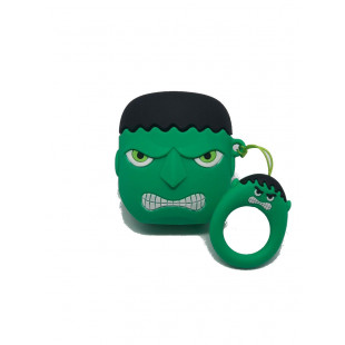 Чехол Marvel & DC Case for AirPods (Hulk)
