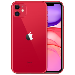 Apple iPhone 11 64GB Product Red Slim Box