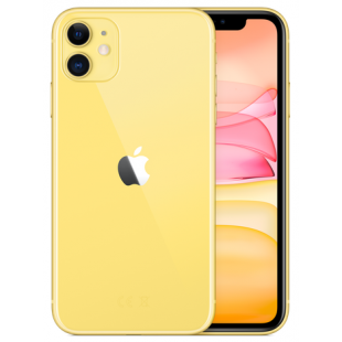 Apple iPhone 11 128GB Yellow Slim Box