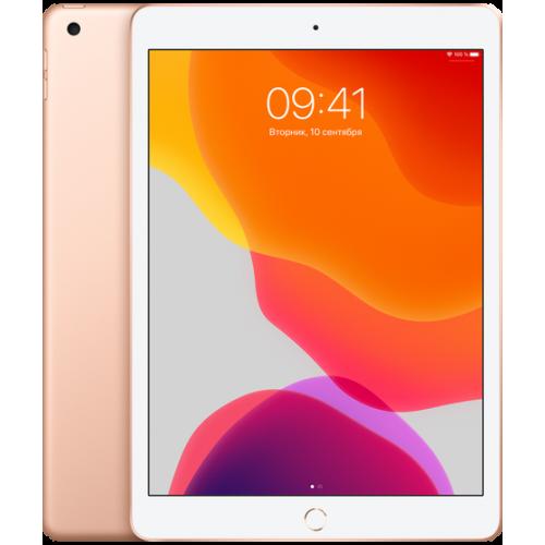 Apple iPad 10.2 2019 Wi-Fi + Cellular 128GB Gold (MW722)