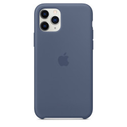 Чехол Apple iPhone 11 Pro Silicone Case - Alaskan Blue (MWYR2)