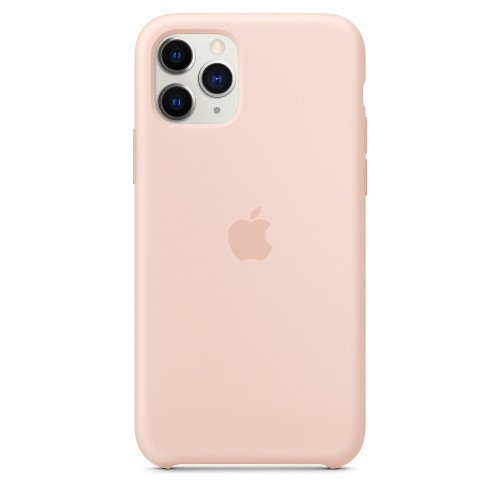 Чехол Apple iPhone 11 Pro Silicone Case - Pink Sand (MWYM2)
