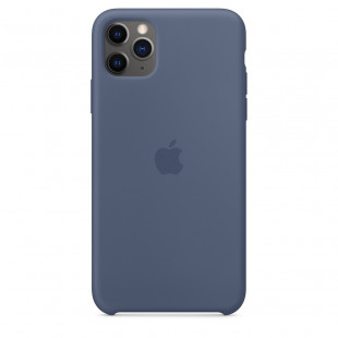 Чехол Apple Silicone Case Alaskan Blue (1:1) для iPhone 11 Pro