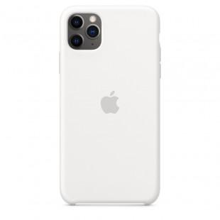 Чехол Apple Silicone Case Ivory White (HC) для iPhone 11 Pro Max