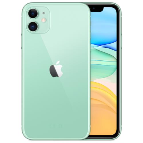 Apple iPhone 11 Dual SIM 64GB Green