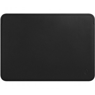 Конверт WIWU Leather Sleeve for MacBook 12″ Black