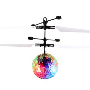 Дрон Летающий Шар LED