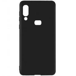 Силикон Samsung A10S 2019 A107 Black