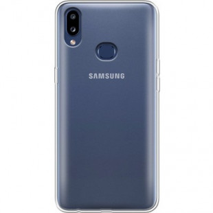 Силикон Samsung A10S 2019 A107 Clear