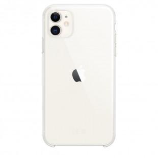 Силиконовый чехол WS Apple IPhone 11 (прозрачный)