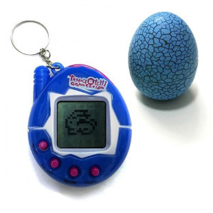 Игрушка Тамагочи Eggshell game Blue