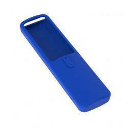 Силиконовый чехол для пульта Mi Box S (Blue)
