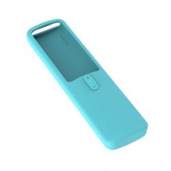 Силиконовый чехол для пульта Mi Box S (Light blue)