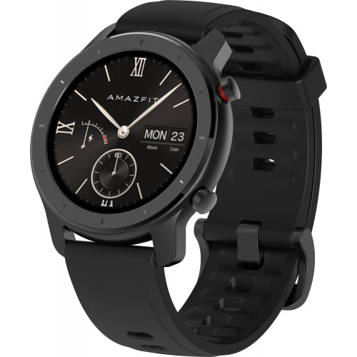 Смарт-часы Amazfit GTR 42mm Black
