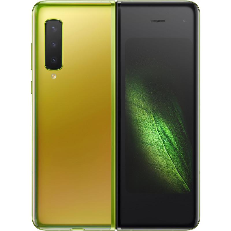 Смартфон Samsung Galaxy Fold v2.0 12/512GB 5G Martian Green EU
