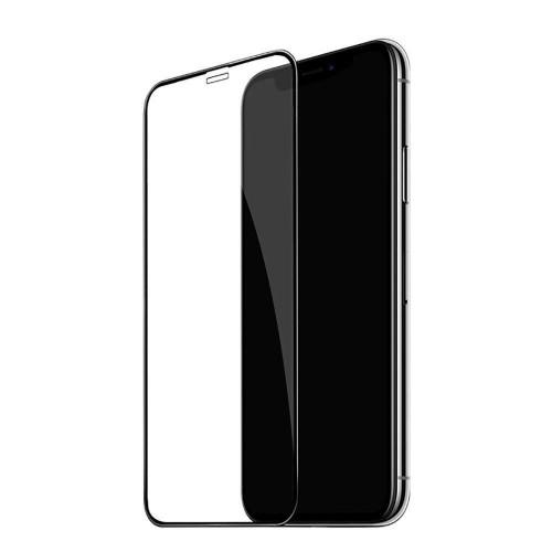 Защитное стекло 5D IPhone XR/11 (Black) Privacy Glass