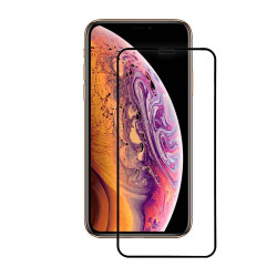Защитное стекло 5D IPhone XS Max/11 Pro Max (Black) Privacy Glass