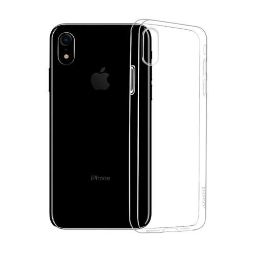Силиконовый чехол iPhone XR Сlear