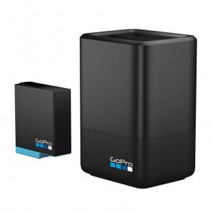 Зарядное устройство с аккумулятором GoPro HERO8 Dual Battery Charger + Battery (AJDBD-001)